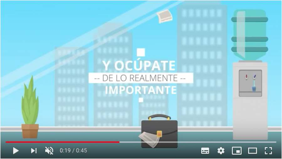 Video promocional para marketing en redes sociales